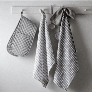 Tea Towel&Gloves