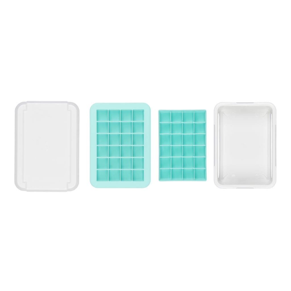 Oxo Gg Covered Silicone Ice Cube Tray Cocktail Cubes